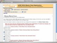 mcli web site (mac browser)