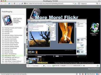 old flickr screen (small sized)
