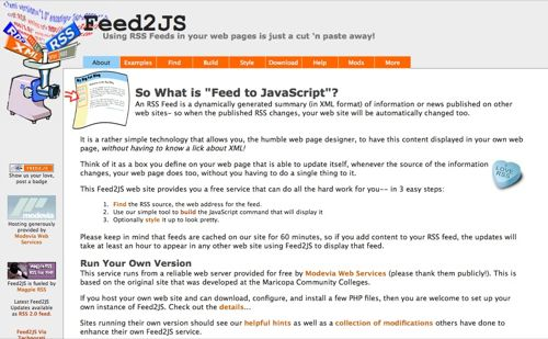 feed2js