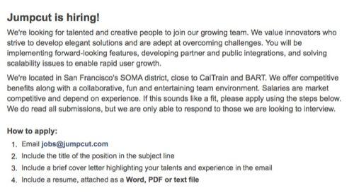 jumpcut-hiring