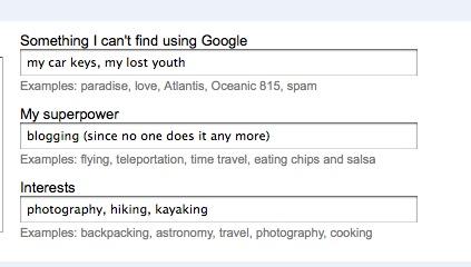 google-profile-fun