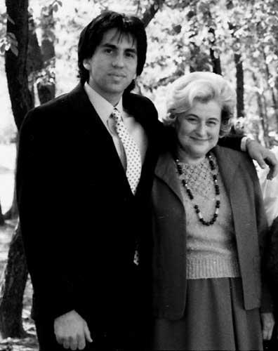 Me and Aunt Martha