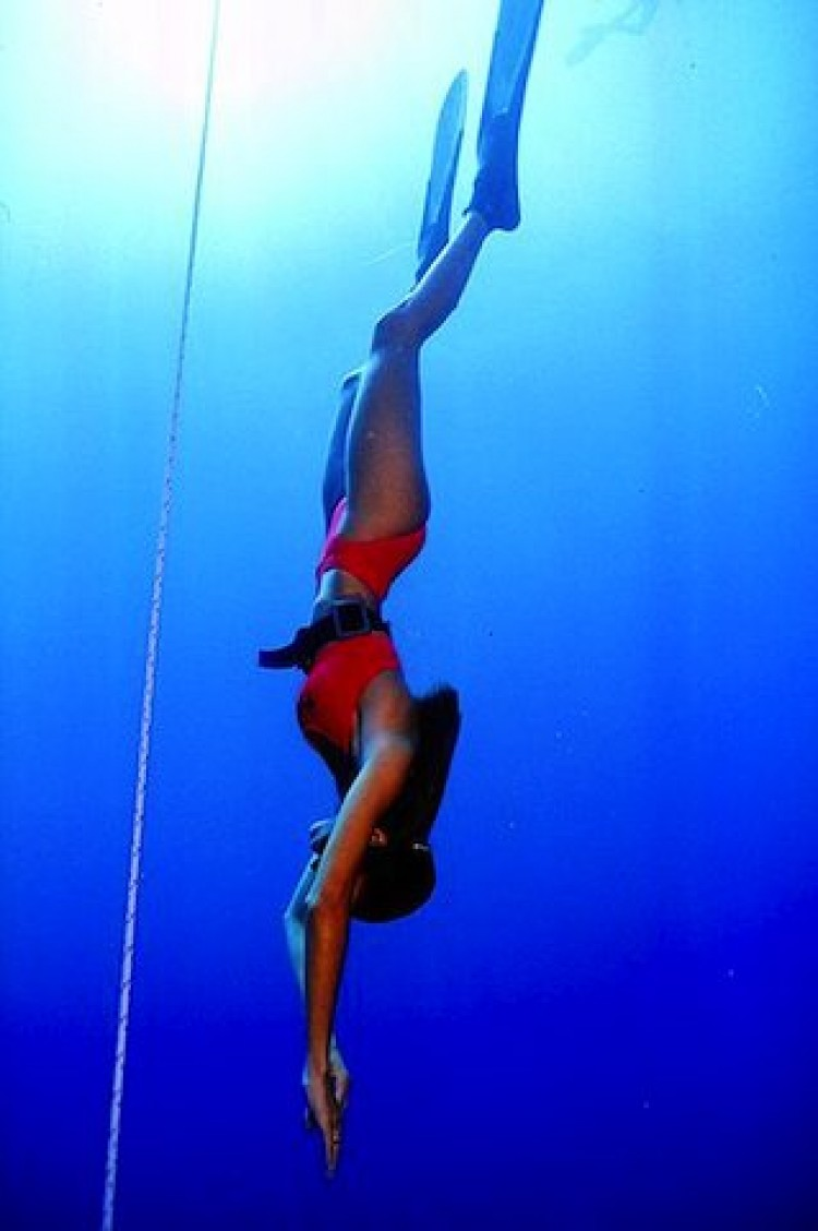 Freediving For Gold