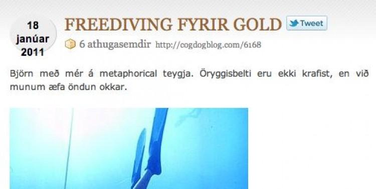 Glitter Blog Bling