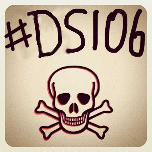Image: DS106 Jolly Roger Logo