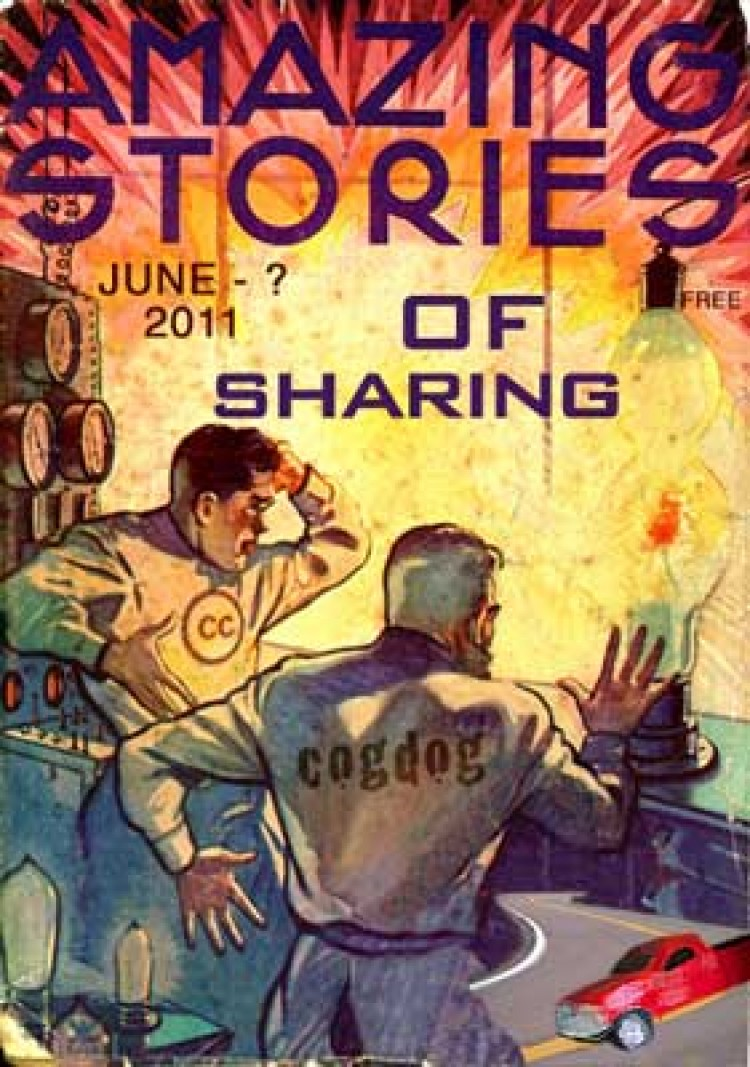 Road Project: Amazing Stories of Sharing 2011
