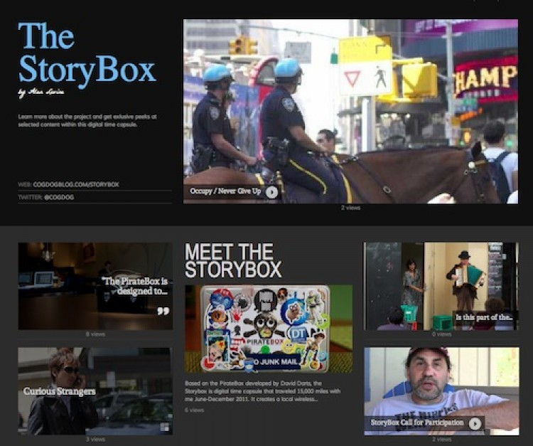 Jux a Storybox