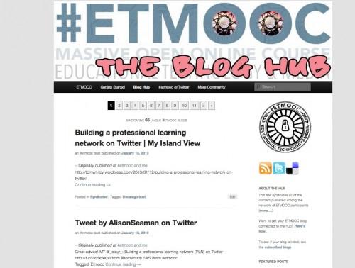 blog hub
