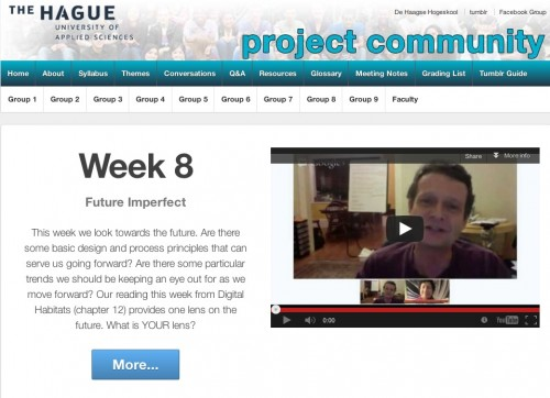 project community site