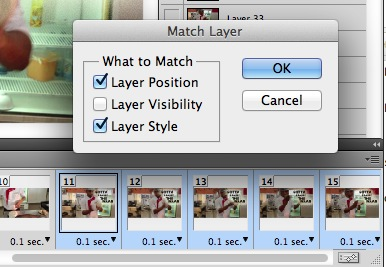 match layer