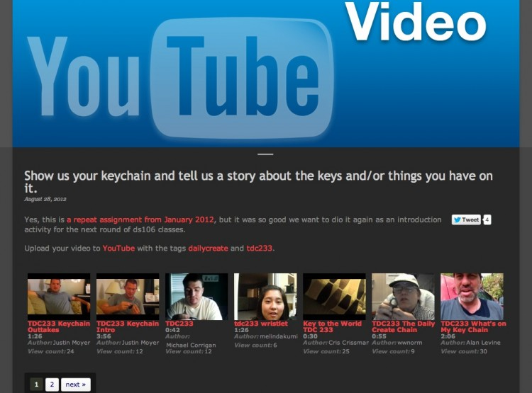 YouTube Breaks Tag Functionality. Internet Does Not Notice. Blog at 11.