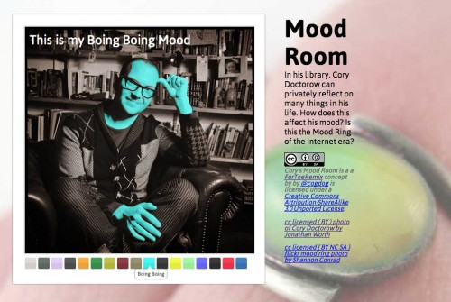 new mood room