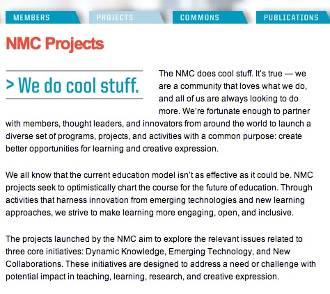 nmc cool stuff