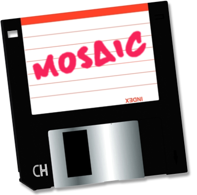 1993-mosaic-disk