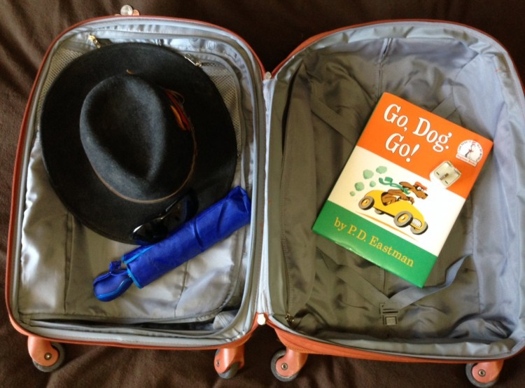 My Bags Aren't Packed, I'm Sort of Ready to Go…