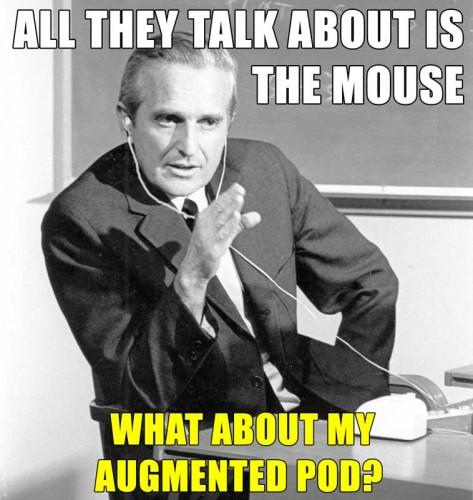 augmented-pod