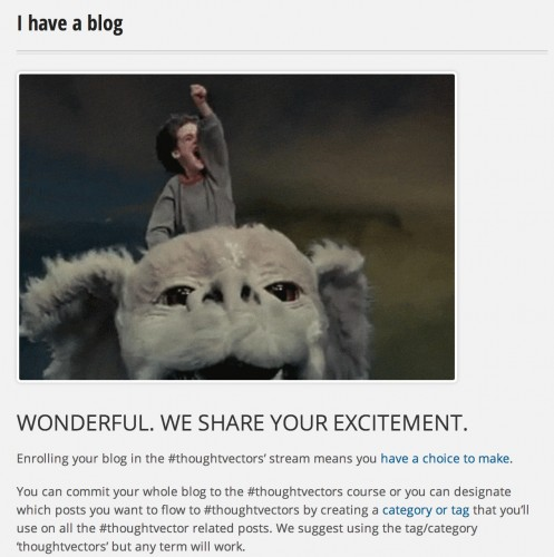 i have a blog