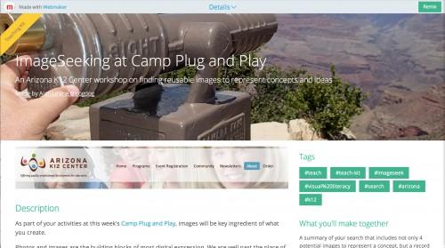 image seek plug and play