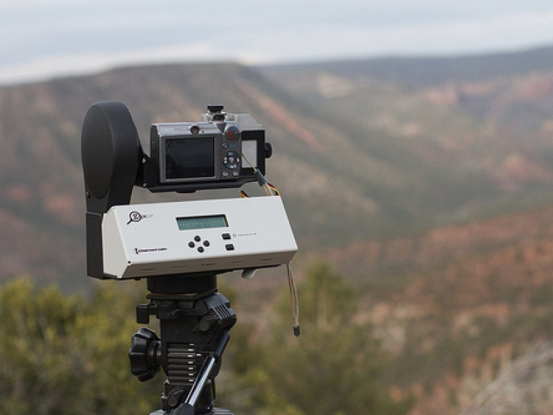 Taking the Old Gigapan Out for a Spin