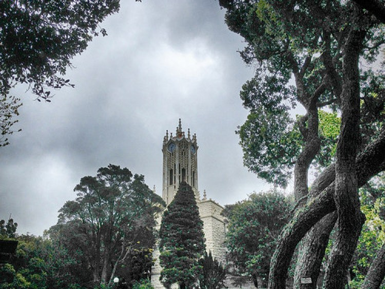 2014 Kiwi Tour: The Auckland University