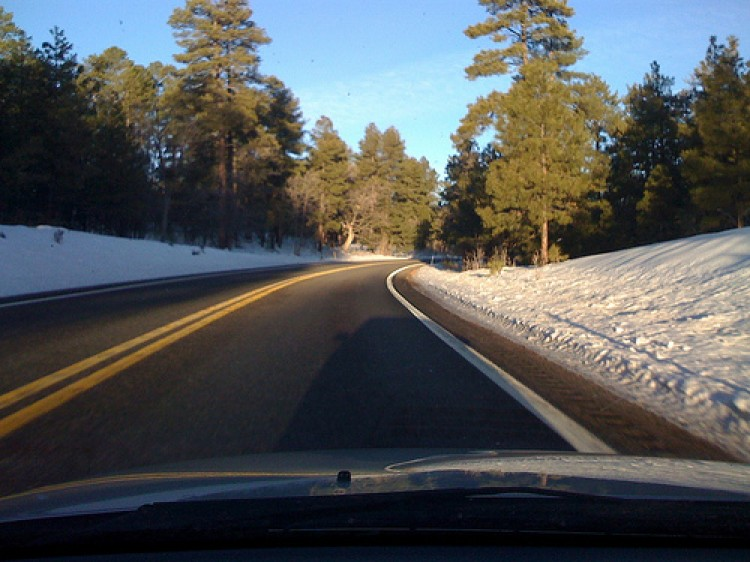 Slice 007: Driving Down to Cottonwood