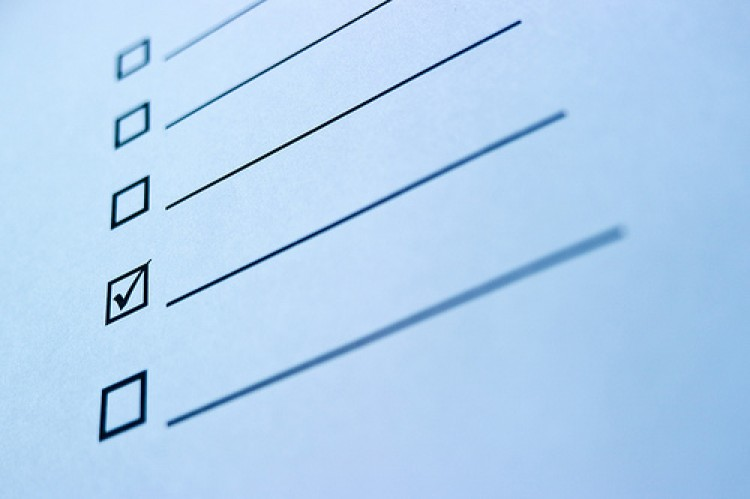 Week 14 Checklist and Archiving