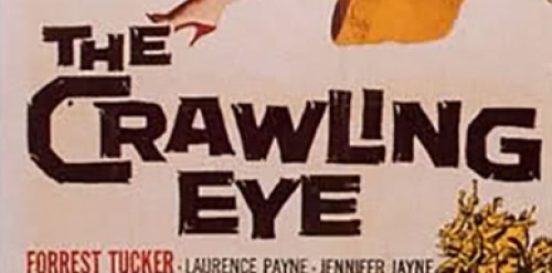 crawling eye text