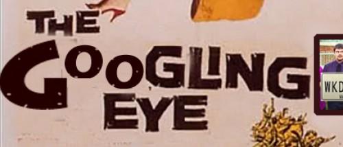 googling eye