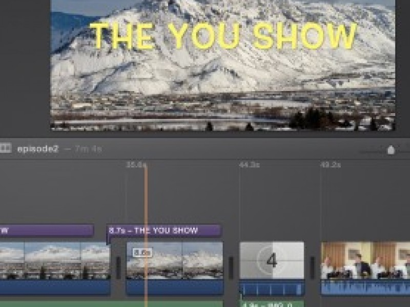 The Making of the You Show: Episode 2