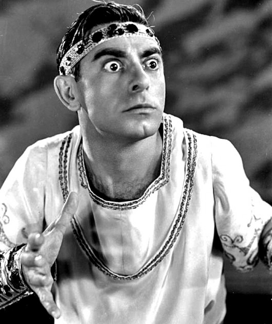 Public Domain Wikimedia Commons image of Eddie Cantor