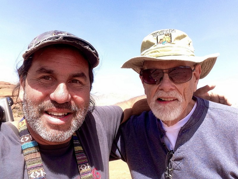 Conversations (and Photo Adventures) With Carl Berger