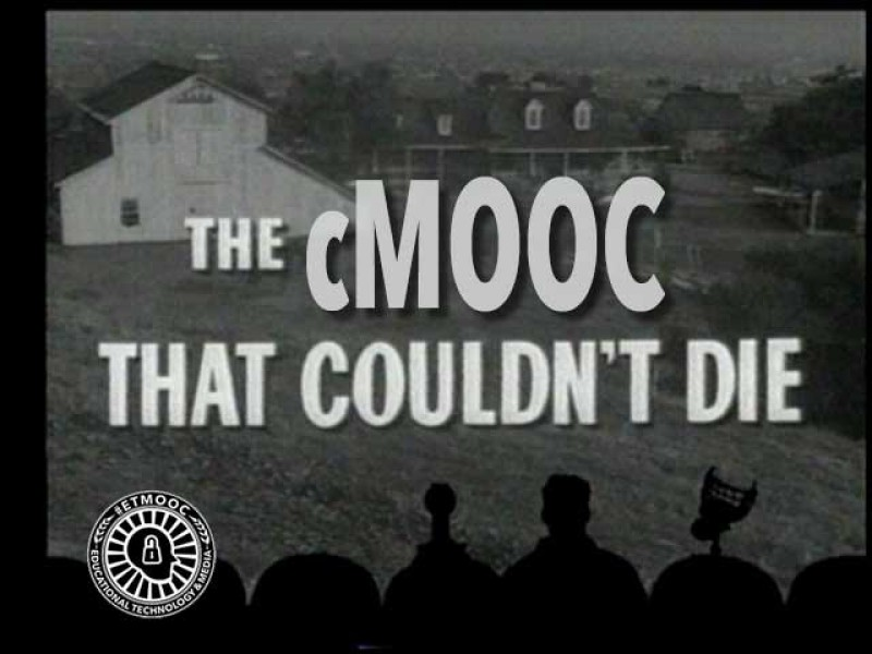 The cMOOC That Would Not Die