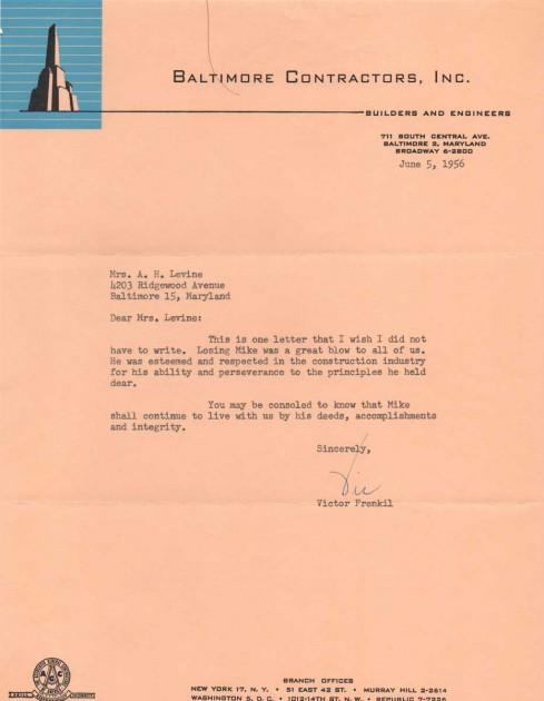 frenkil-letter