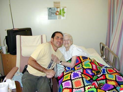 Granny in 2001