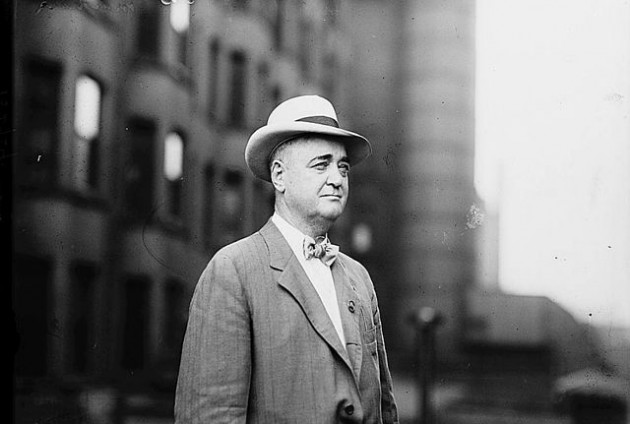 Bat Masterson, 1991. Public domain image from Wikimedia Commons