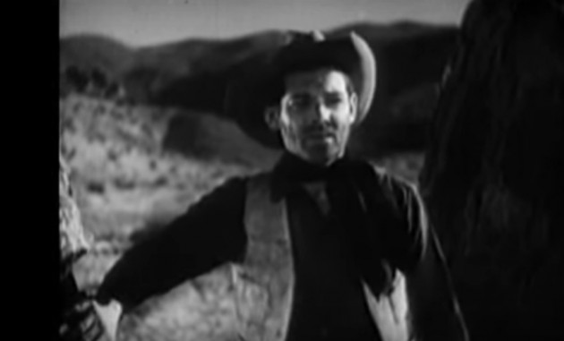 Clark Gable as Rance Brett