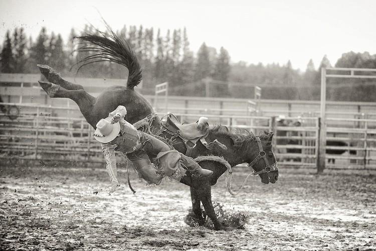 Fallen Off the #Western106 Radio Horse