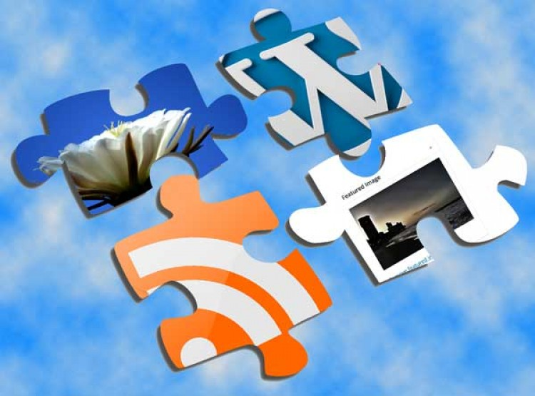 The Puzzle: Shoving That Featured Image Inside Your RSS Feed