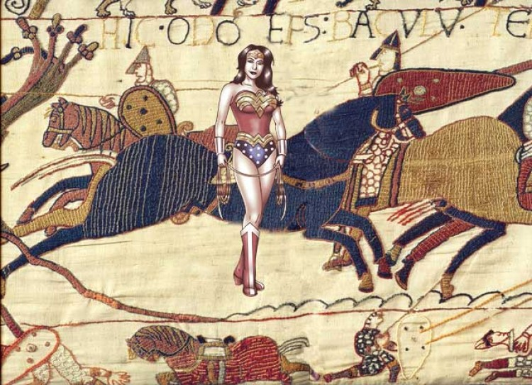 From Wonder Woman to the Bayeux Tapestry: Hypertext Without Hyperlinks