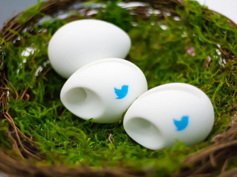 Twitter Avatars Downloaded Over Easy