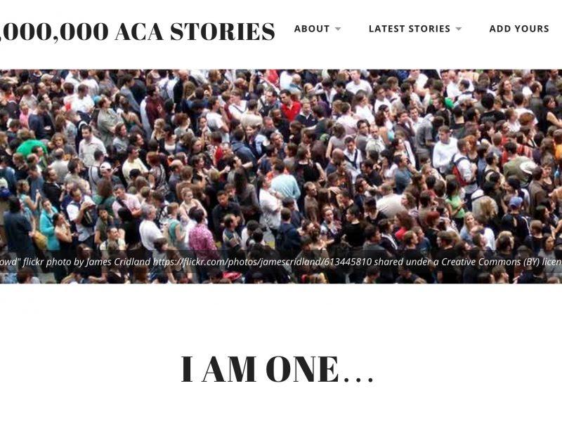 TRU Writer SPLOT: Activate! for 30,000,000 ACA Stories