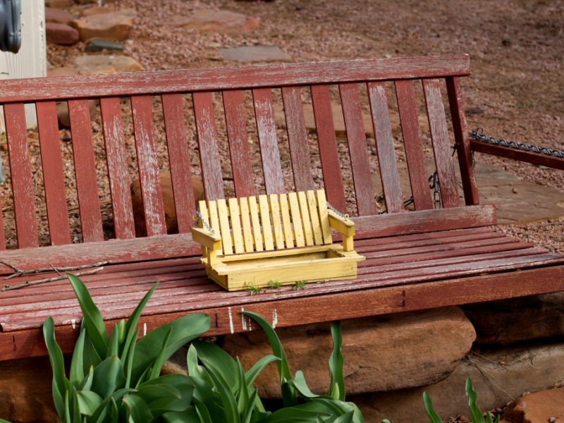Beautiful Benches and Attribution