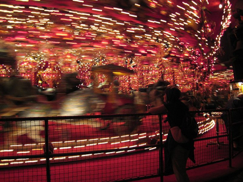 The Feed WordPress Featured Image Not So Merry Go Round