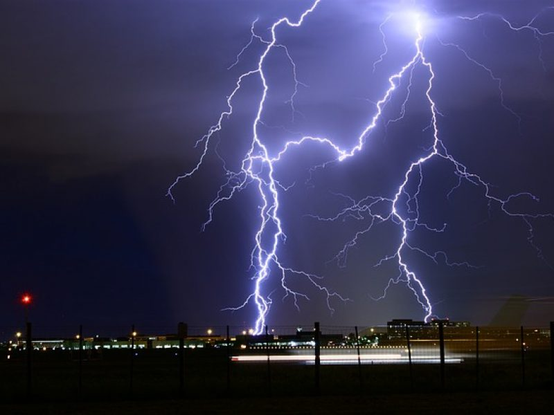 Student Submitted Assignment Ideas as Twice Striking Lightning