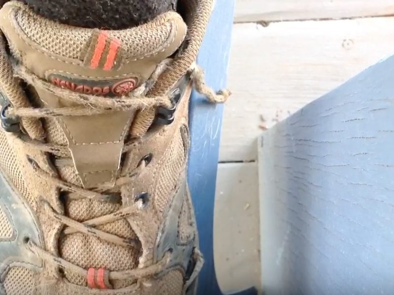 After ~50 Years, I Learn to Tie My Shoes