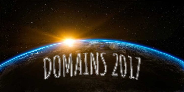 Domains 2017 #notaconference