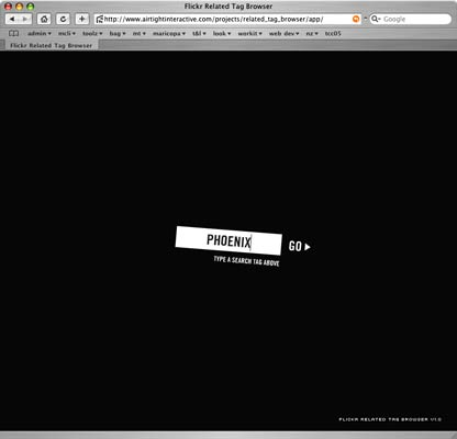 Flickr-Tag-Browser1
