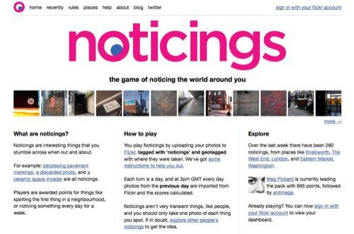 notcings