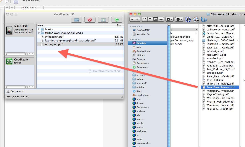 GoodReader = Good File Mover – CogDogBlog