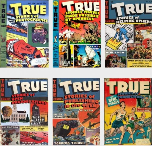 true covers